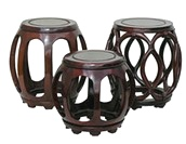 Stools and Flowerstands