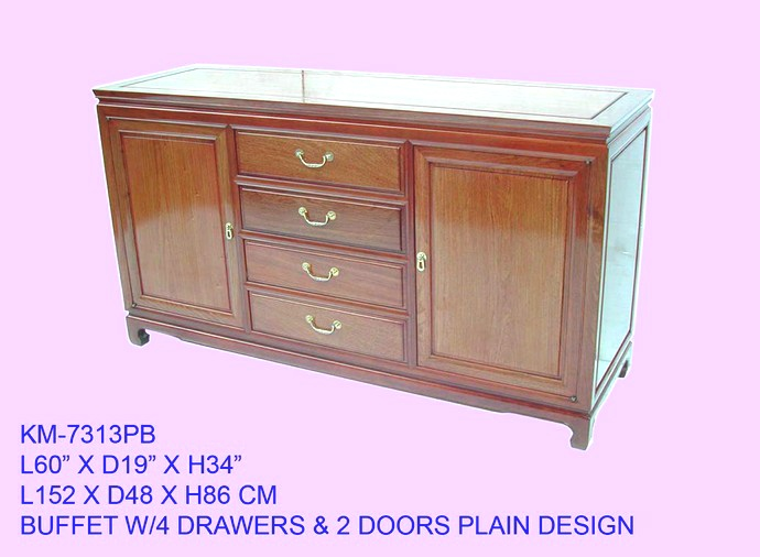 French style Rosewood Sideboard / Buffet in our Special Offer Sale, January only
