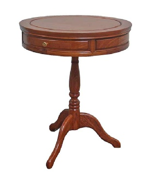 Rosewood end table or lamp table