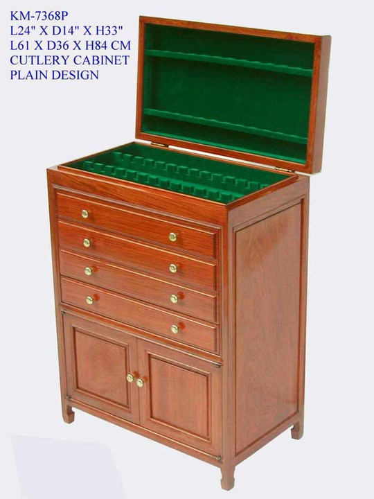 Rosewood Cutlery Chest -SPECIAL SALE OFFER
