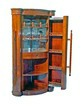 Rosewood Corner Bar Unit