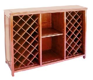 Rosewood Wine Cabinet