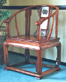 Copy of Quing Dynasty chair