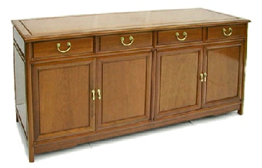 Ming  style sideboard